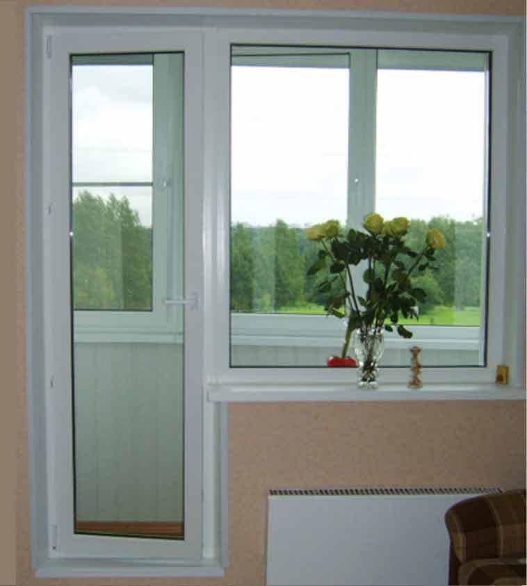 Фотогалерея - окна,балконы пвх.